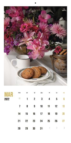 kalendarz kulinarny marzec 2022